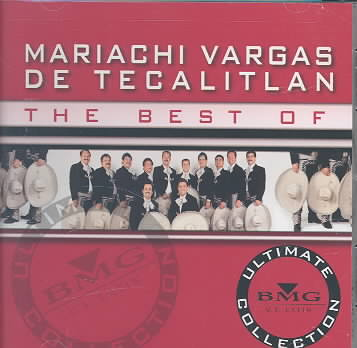 BEST OF MARIACHI VARGAS DE TECALI BY MARIACHI VARGAS DE T (CD)